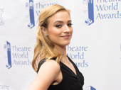 Anastasia leading lady Christy Altomare earned a Theatre World Award.