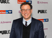 Tony-nominated director Michael Greif has helmed 10 productions at the Public.
