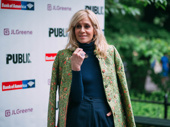 Two-time Tony winner Judith Light always works a red carpet.