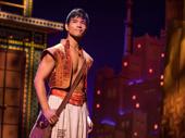 Telly Leung as Aladdin in Aladdin