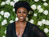 Tony winner Cynthia Erivo