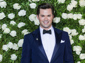 Falsettos Tony nominee Andrew Rannells