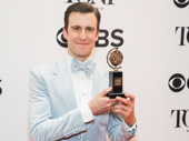 Hello, Dolly!'s Gavin Creel won the award for Best Featured Actor in a Musical.