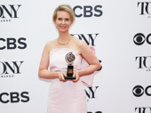 The Little Foxes' Cynthia Nixon won the award for Best Featured Actress in a Play.