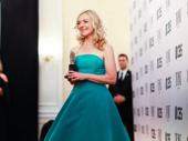 Dear Evan Hansen's Rachel Bay Jones won the Tony for Best Featured Actress in a Musical.