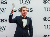 Dear Evan Hansen's Ben Platt received the Tony for Best Leading Actor in a Musical.