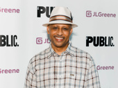 Tony-nominated director Ruben Santiago-Hudson, who helmed the Tony-winning revival of August Wilson's Jitney.