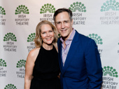 Tony nominees Rebecca Luker and Howard McGillin get together.
