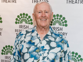 Tony winner Len Cariou is all smiles.