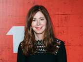 Dana Delaney attends 1984's opening night.