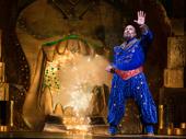 James Monroe Iglehart as Genie in Aladdin