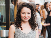 Roundabout alum Sarah Steele spends a summer night at the American Airlines Theatre.