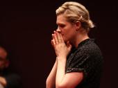 Gayle Rankin as Ophelia in Hamlet