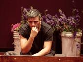 Oscar Isaac in Hamlet