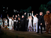 Congrats to the company of A Midsummer Night's Dream! Catch the production at the Delacorte Theater in Central Park through August 13.
