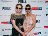 A Doll's House, Part 2 star Julie White and Broadway alum Ilana Levine know how to work a red carpet.