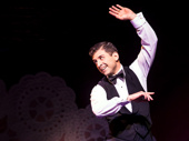 Tony Yazbeck in Prince of Broadway