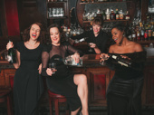 Janet Dacal, Karen Ziemba, Emily Skinner and Bryonha Marie Parham