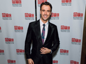 Prince of Broadway's Michael Xavier hits the red carpet.