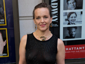Tony winner Alice Ripley supports her pal Emily Skinner on opening night of Prince of Broadway.