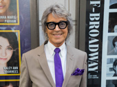Broadway legend Tommy Tune hits the red carpet.