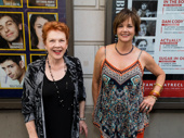 Broadway's Beth Fowler and Margaret Colin have arrived.