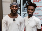 Playwrights Jireh Breon Holder and Donja Love both have new works headed off-Broadway this fall.