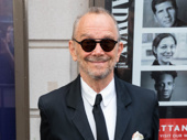 Broadway legend Joel Grey hits the red carpet.