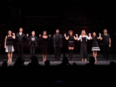 Congrats to the cast of Prince of Broadway on a wonderful opening night!