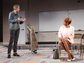 Kelli Simpkins as D and  Sandra Caldwell as Mama in Charm.