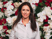 M. Butterfly director Julie Taymor knows how to work a red carpet.
