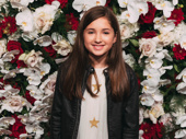 School of Rock's Evie Dolan is on the scene.