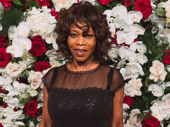 Broadway's Alfre Woodard snaps a pic.