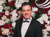 The Parisian Woman set designer Derek McLane hits the red carpet.