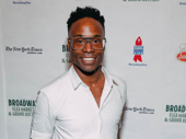 We're so glad to have Billy Porter back on Broadway in Kinky Boots this season! The Tony winner knows how to rock a pair of pants.