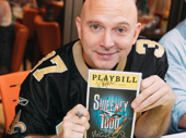 Tony winner Michael Cerveris remembers his Sweeney Todd days.