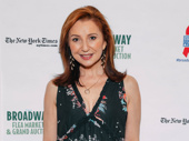 Hello, Dolly!'s Donna Murphy is ready for her close-up.
