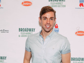 Ding dong! The Book of Mormon's Nic Rouleau has arrived.