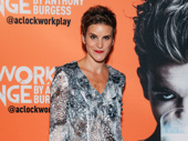 Come From Away's Jenn Colella checks out A Clockwork Orange on her night off.