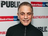 Broadway boss Tony Danza hits the red carpet.