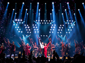 The company of the national tour of On Your Feet.