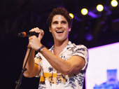 Another fab Elsie Fest on the books! Hats off to mastermind and host with the most Darren Criss.(Photo: Jenny Anderson/Getty Images)