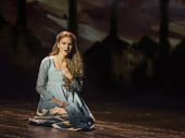 Melissa Mitchell as Fantine in Les Miserables