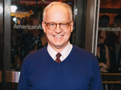 Tony winner Reed Birney is ready for the opening night of Time and the Conways.