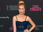 Time and the Conways' Anna Camp is ready for her close-up.