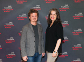 The Parisian Woman scribe Beau Willimon and director Pam MacKinnon get together.