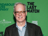 Tony winner Reed Birney attends the off-Broadway opening of The Last Match.