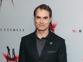 M. Butterfly's Murray Bartlett hits the red carpet.