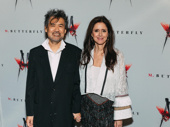 M. Butterfly scribe David Henry Hwang and director Julie Taymor get together.