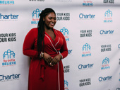 Tony nominee Danielle Brooks is ready for her close-up.